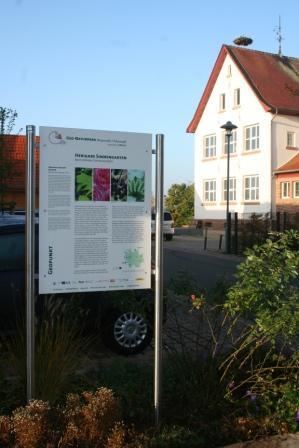 20.10.2012 Geoparkschild
